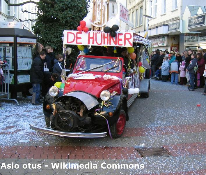 Karneval im Sauerland