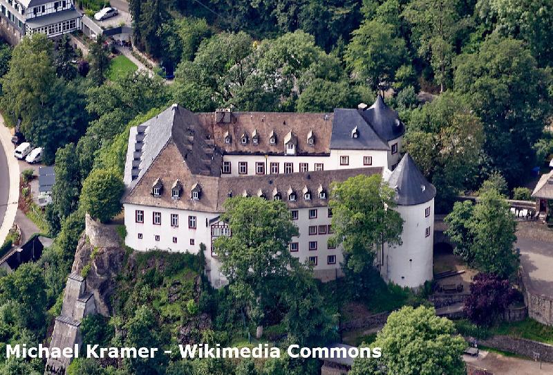 Burg Bilstein im Sauerland