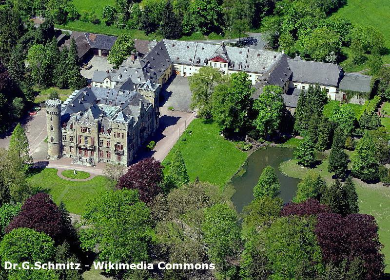 Schloss Herdringen im Sauerland