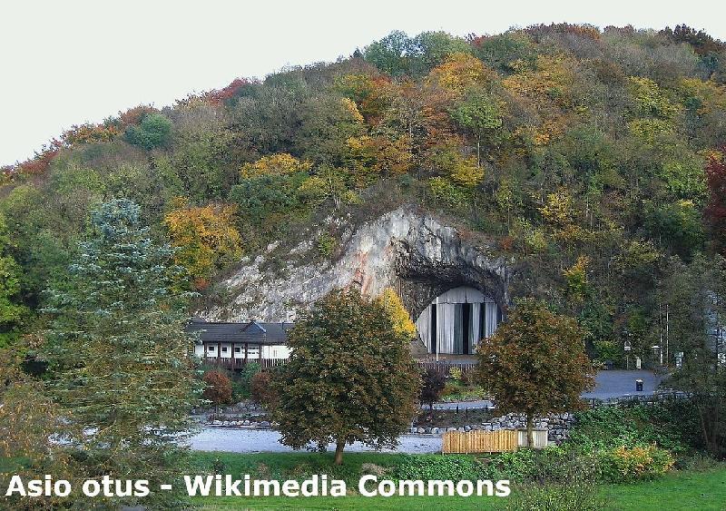 Balver Höhle im Sauerland