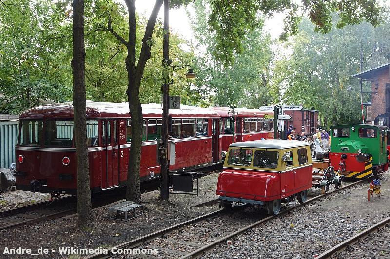 Museum Märkische Kleinbahn im Sauerland