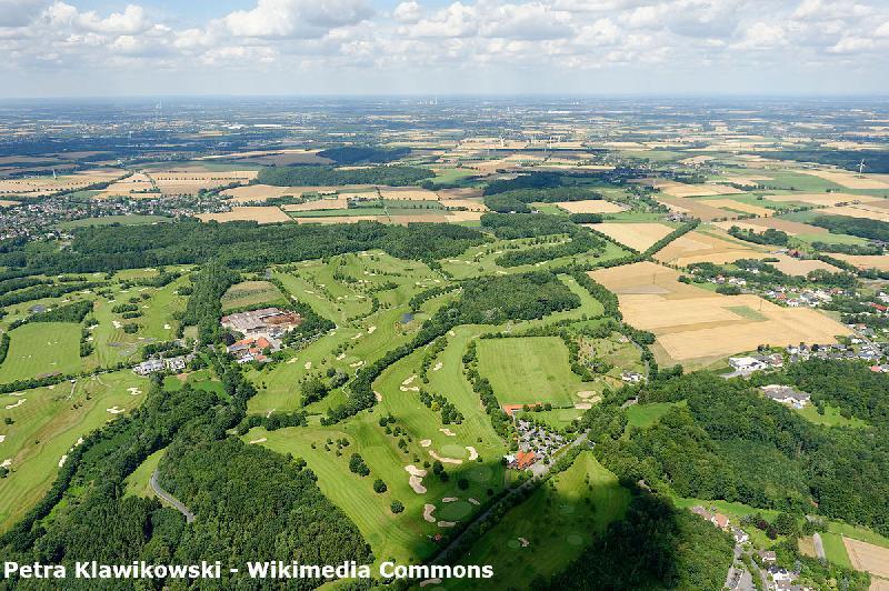 Golfplatz im Sauerland