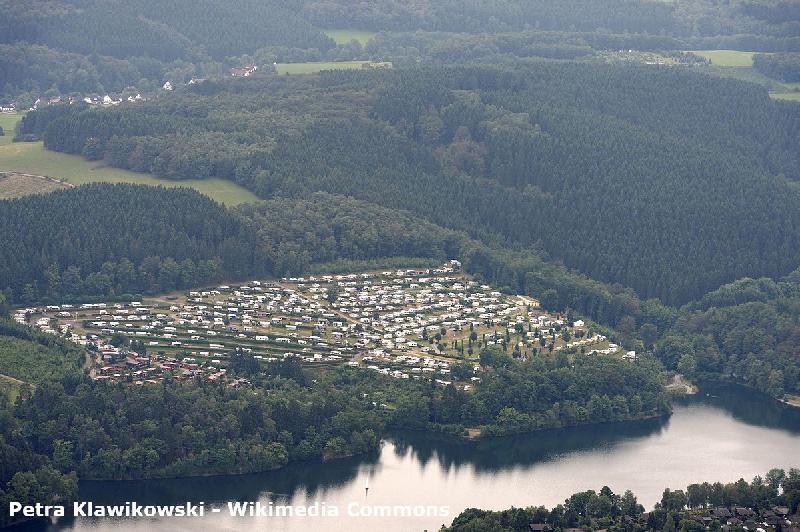 Camping im Sauerland