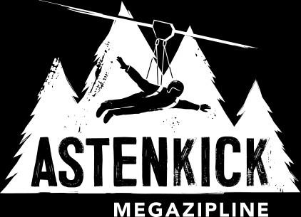 Megazipline Astenkick im Sauerland