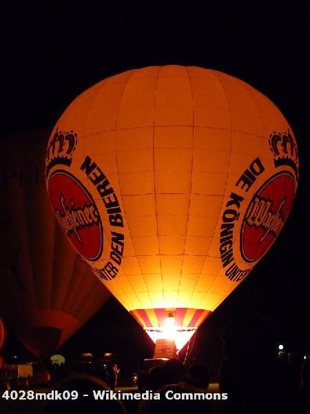 Ballonfahren im Sauerland