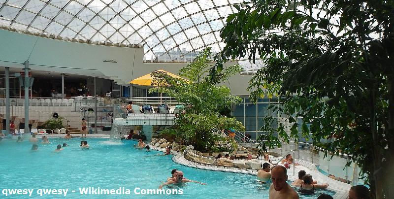 Freizeitbad im Sauerland