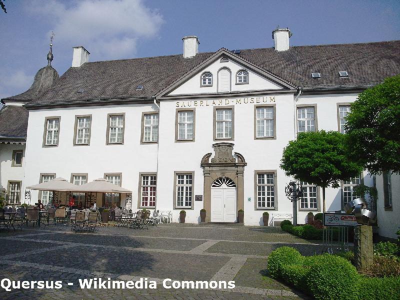 Das Sauerland-Museum in Arnsberg