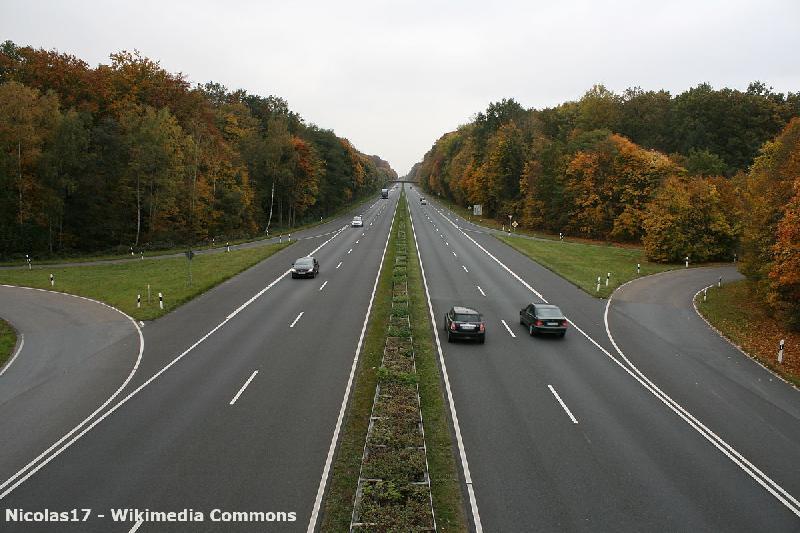 Mit dem Auto ins Sauerland
