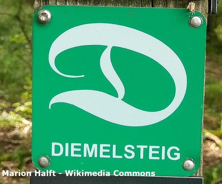 Wanderweg Diemelsteig im Sauerland