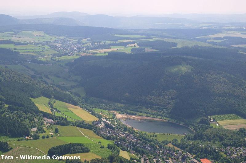 Wanderweg Winterberger Hochtour im Sauerland