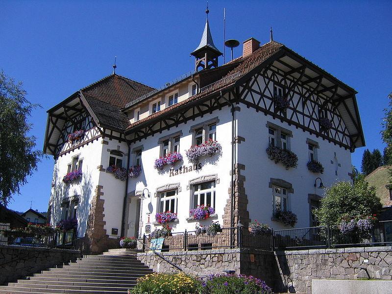 Rathaus in Feldberg