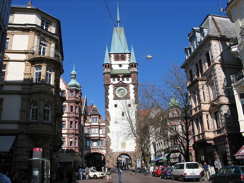 Martinstor in Freiburg