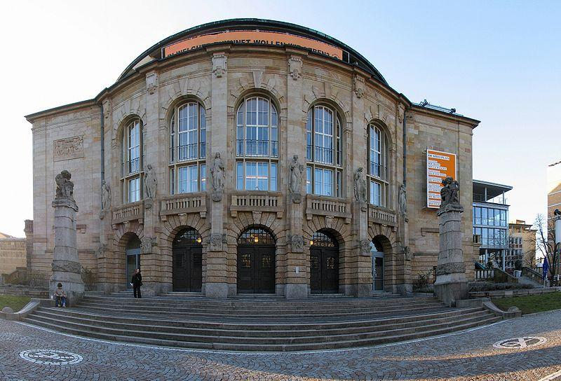 Theater in Freiburg