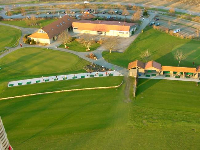 Golfplatz in Freiburg