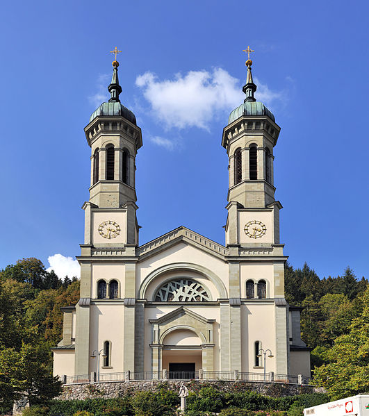 Todtnau Pfarrkirche