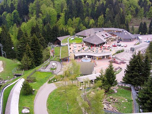 Steinwasen Park im Schwarzwald