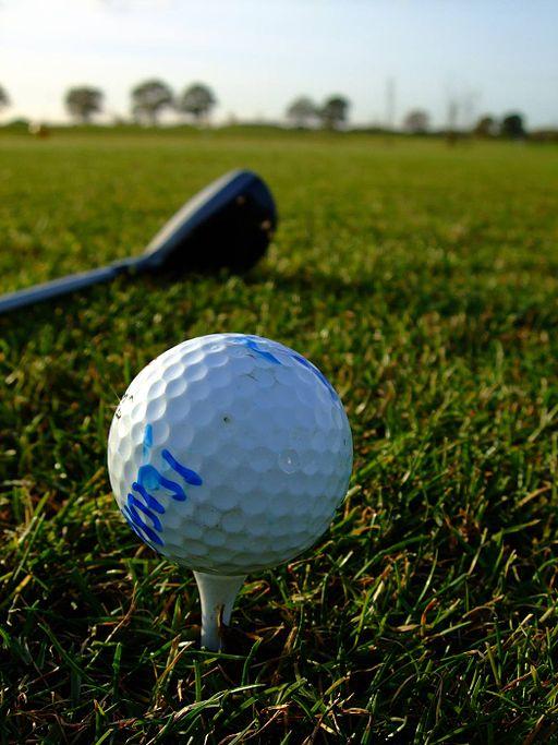 Golfball Schwarzwald