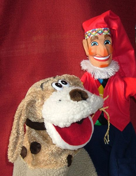 Gernsbacher Puppentheaterwoche