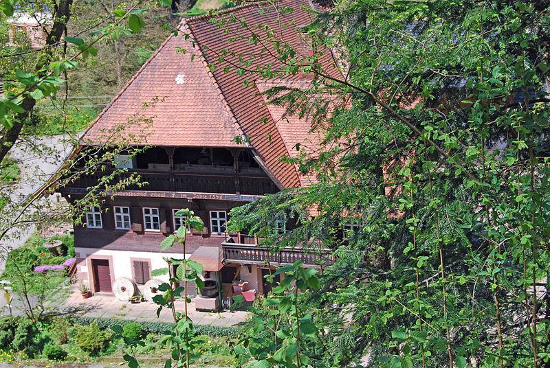 Hof in Oberharmersbach