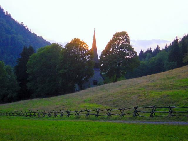 Wutach im Südschwarzwald, das Tor zur Wutachschlucht