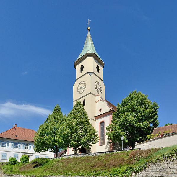 St. Leodegar in Schliengen