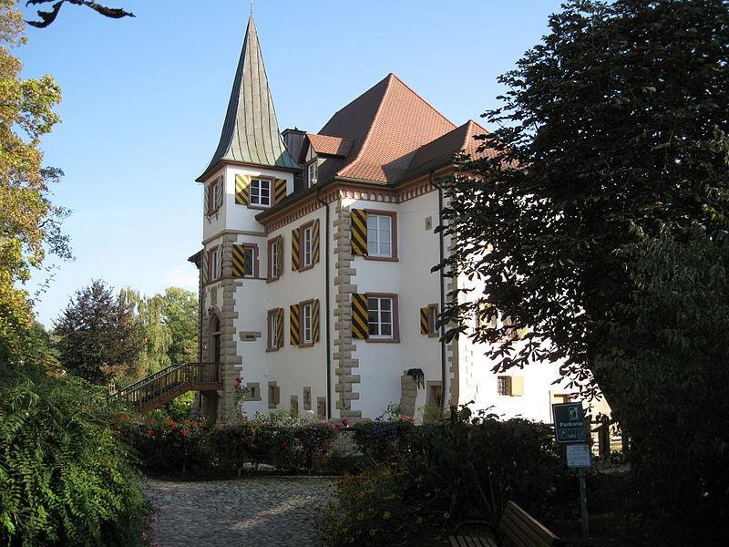 Schloss Entenstein in Schliengen