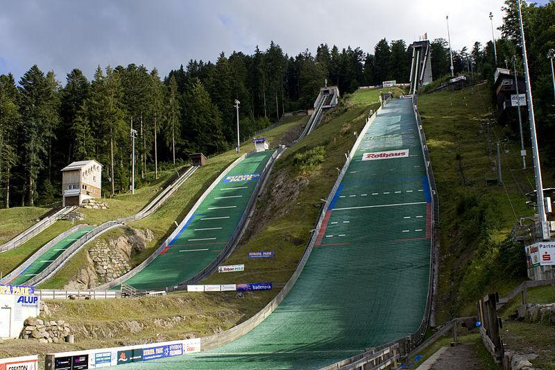 Skisprungsschanze Hinterzarten
