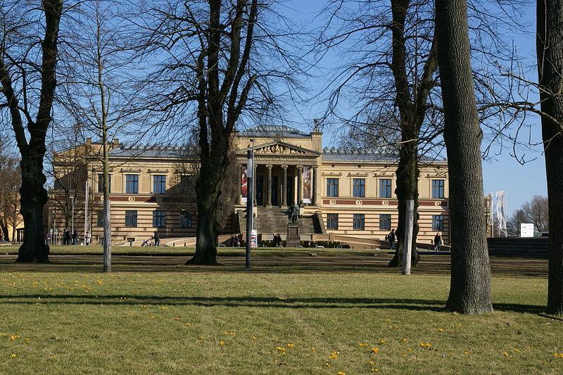 Stasstliches Museum in Schwerin