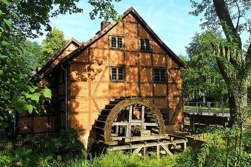 Schleifmühle in Schwerin