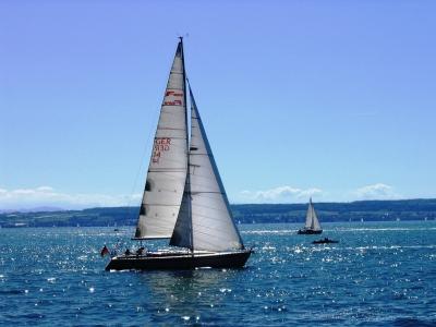 Wassersport Bodensee