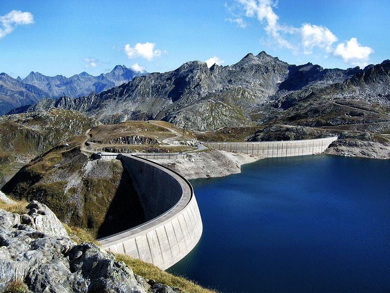 Lago di Naret