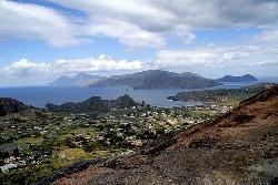Äolische Inseln - Sizilien
