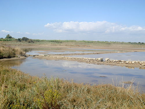 The Vendicari Nature Reserve