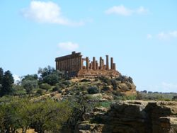 Agrigento - Sizilien