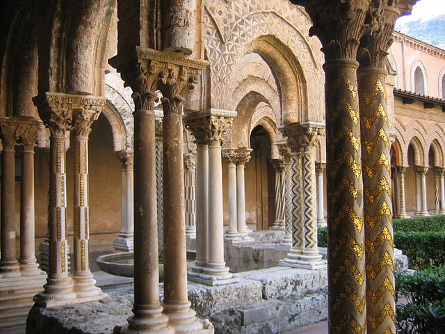 The Cathedral of Monreale, Palermo
