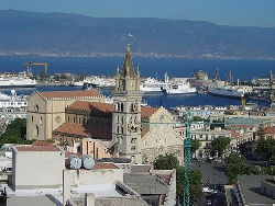Messina in Sicily