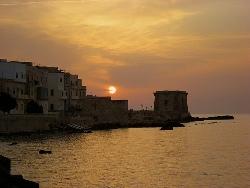 Trapani in Sicily