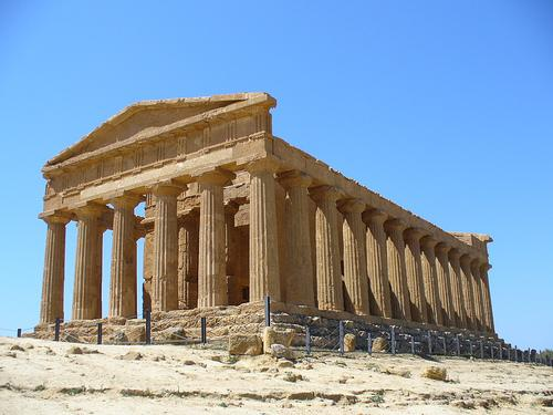 The Valley of the Temples, Sicily