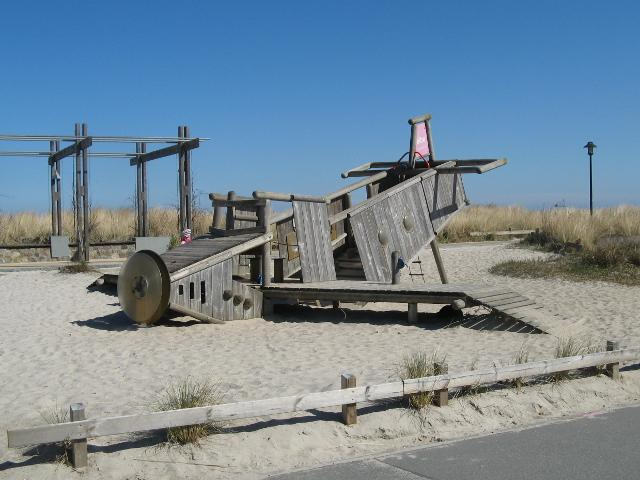 Playgrounds in Sylt