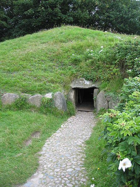 Großsteingrab Denghoog auf Sylt