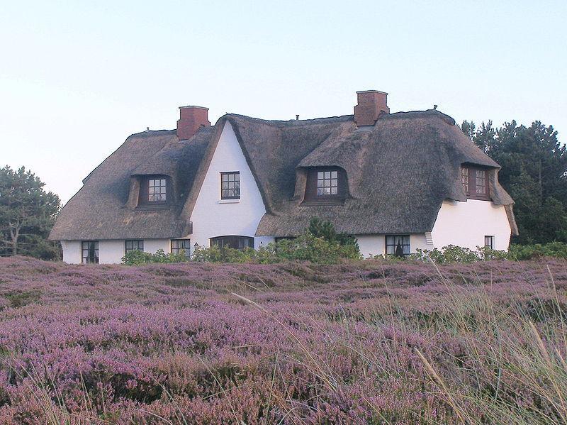 Wohnen Auf Sylt Architektonischer Spagat Zwischen Friesisch Und Feudal
