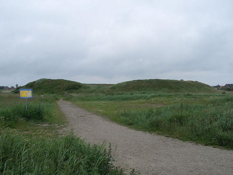 Ringwall Tinnumburg auf Sylt