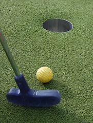 Mini-Golf in Sylt