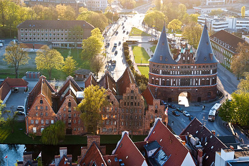 Lübeck ist nur 20 km entfernt