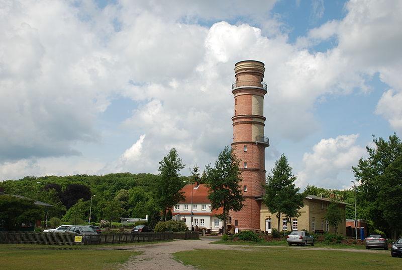 Der älteste Leuchtturm Deutschlands