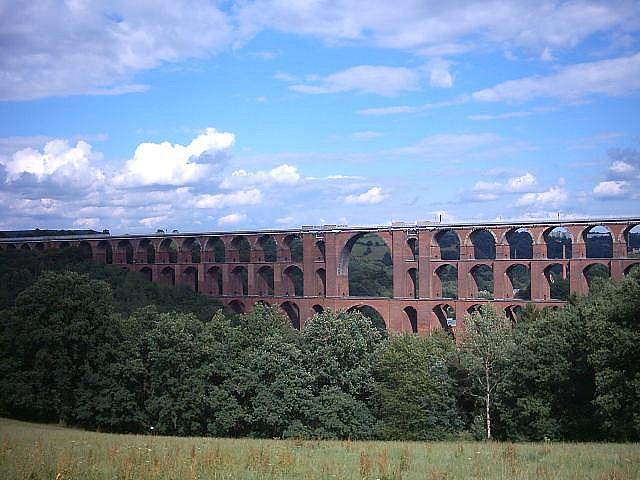 Vogtland Göltzsch Viaduct