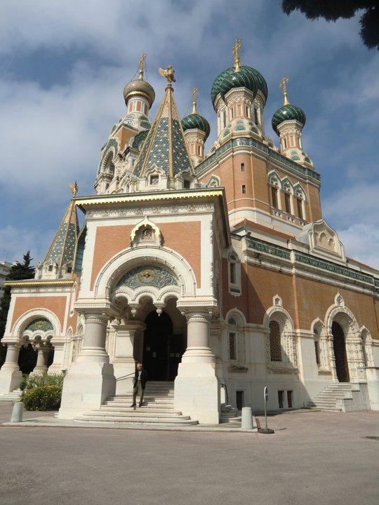 Nice - Russian Church