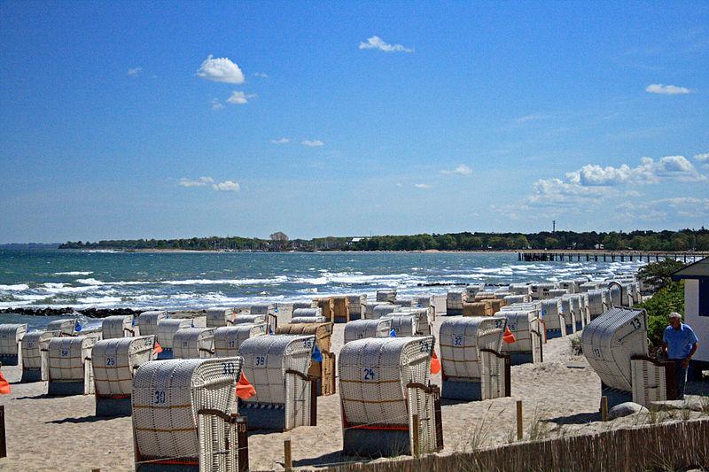 Timmendorfer Strand ist der längste Strand Schleswig-Holsteins