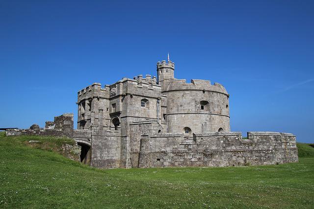 Cornwall Pendennis Castle