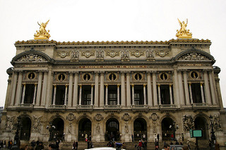 Opéra Garnier in Paris